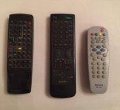 Пульты дистанционного управления для телевизора