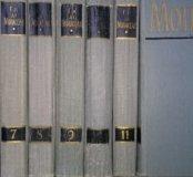 Мопассан. Собрание сочинений в 12 томах