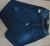 Новые утепленные джинсы 30 размер