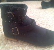 Ботинки женские (торг)