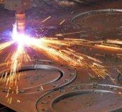 Плазменная резка металла до 70мм