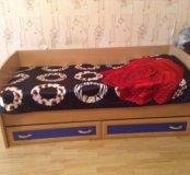 Кровать очень удобная