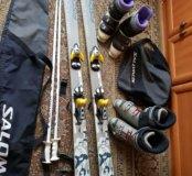 Горные лыжи Fisher