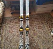 Горные лыжи Fesher