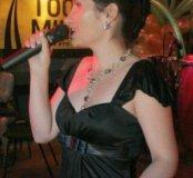 Потрясающее чёрное платье от Byblos blu.