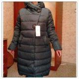 Зимнее пальто, р.52, новое