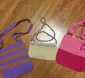Вязанные сумки 👜
