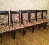 Продаю фабричные стулья почти новые.(Беларусь)