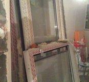 Двери Балконная новая бу двери окна