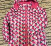 Куртка зимняя на девочку Tom Tailor