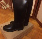 Резиновые сапоги для конного спорта (новые)