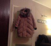 Пуховое пальто женское KENZO