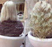 Длинные волосы за час!