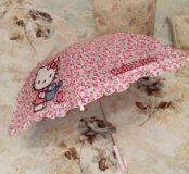 Зонтик для малышки новый