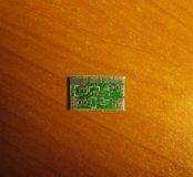 Печатные платы контроллера LiOn аккумулятора
