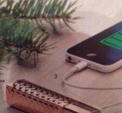 Новый внешний аккумулятор для мобильных устройств.