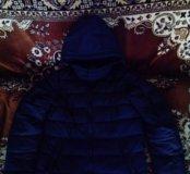 Куртка Kappa зимняя мужская, пуховик, размер 46