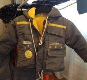 Куртка весна для мальчика б/у
