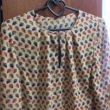 Блуза с совами