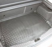 Коврик в багажник Ford Focus 2 HB