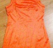 Красное платье к НГ