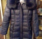 Зимнее пальто, торг