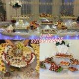 Фуршет на свадьбу и праздники