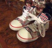 Кеды детские Mothercare Мадркер детская обувь