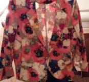 Короткий пиджачок