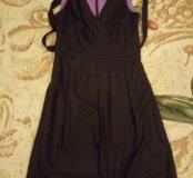 Сарафан фиолетовый