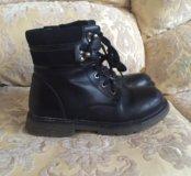 Зимние ботинки б у