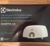 Водонагреватель Electrolux Smartfix 2.0