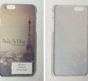 """Чехол на iPhone 6 """"Париж"""""""