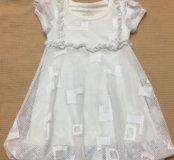 Платье-баллон на рост 116 см