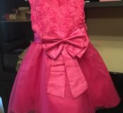 Пышное платье 104+
