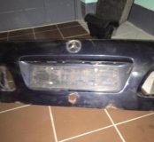 Багпжник w210