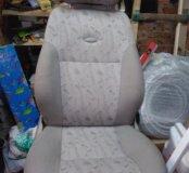 Переднее сиденье на калину1