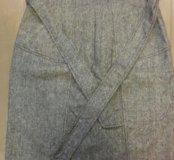 Шерстяная юбка Benetton