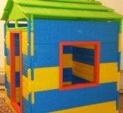 Игровой домик произв-ль:Marian Plast(разборный)