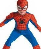 Человек-паук 3-5 лет