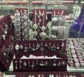 Красивое серебро