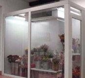 Холодильные камеры для цветов,