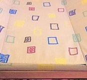 Пеленальная доска с прорезями под кроватку