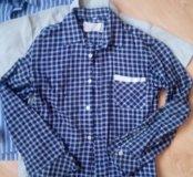 Рубашки на мальчика 146 рост