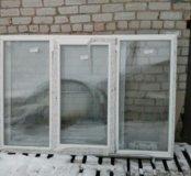 Окно ПВХ 1400*2100мм