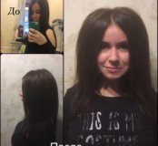 Прикорневой объём волос
