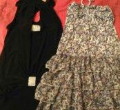 Женские платья - туники