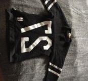 Тёплый свитер от Корейского дизайнера