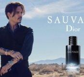 Мужская туалетная вода Dior Sauvage