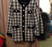 Пиджак бархатный collection